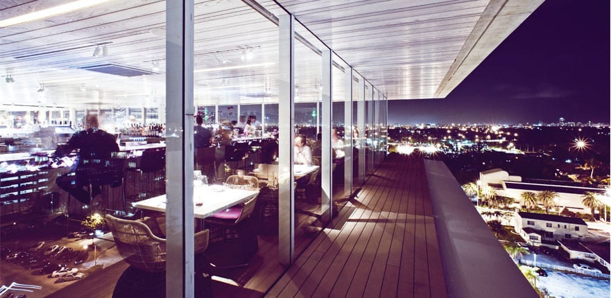 THE WORLD'S BEST BARS WITH PANORAMIC VIEWS