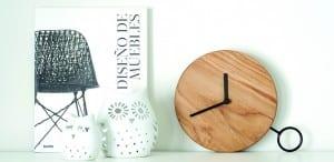 Estudio Diario's Haro clock