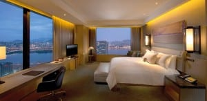 The Corner Suite at Conrad Seoul