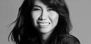 Designer Goh Ling Ling