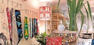 Lifestyle brand Onlewo's gallery store in Jalan Besar