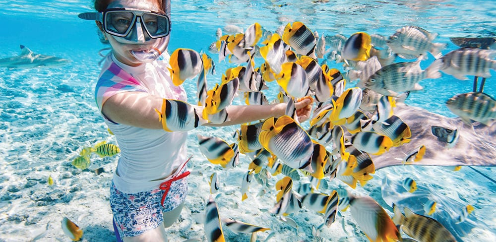 3 Kid Friendly Getaways From Florida to Bora Bora