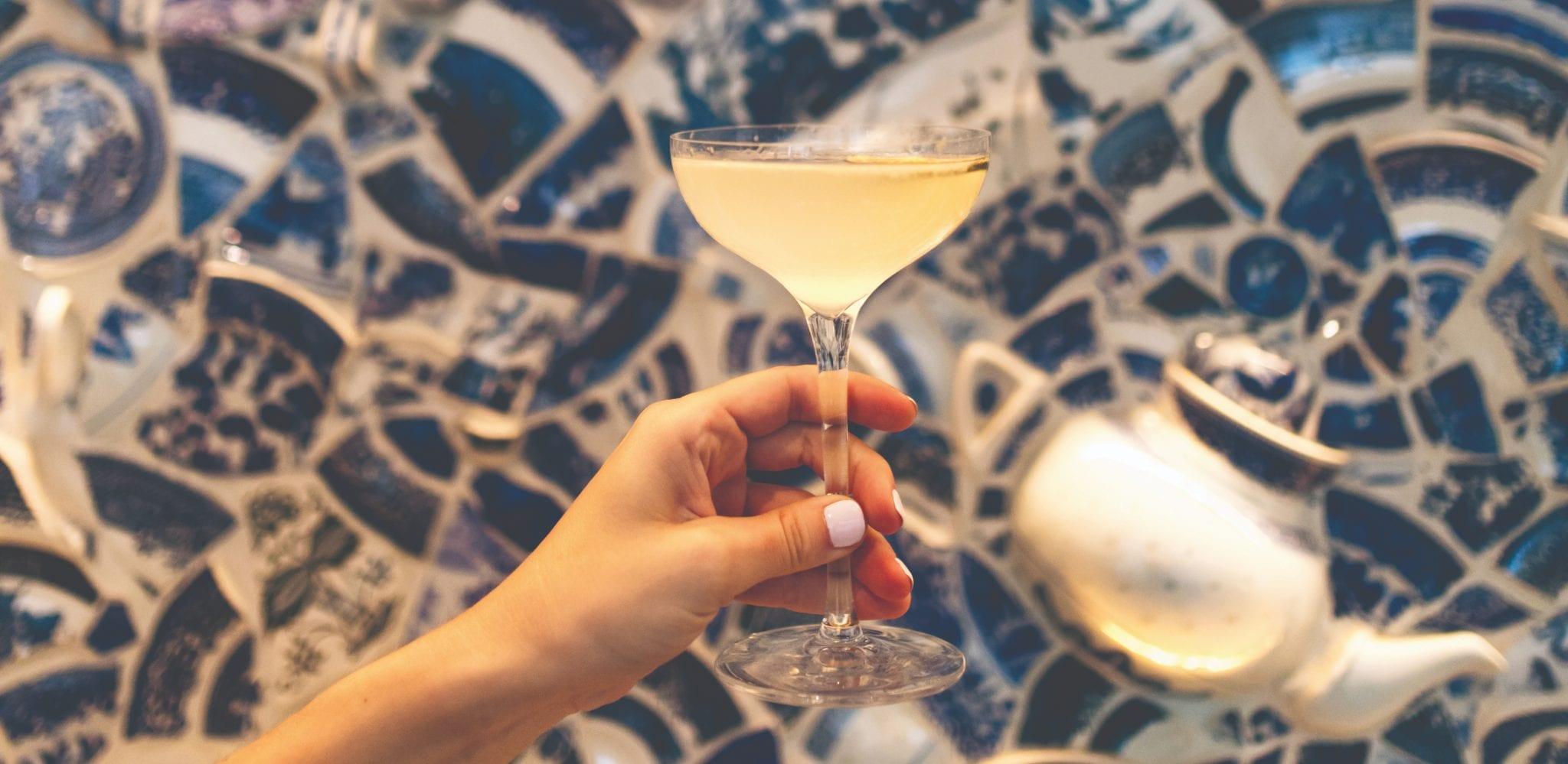 Washington, D.C. gin cocktail