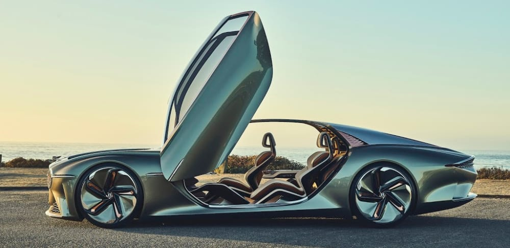 Driving the Future with Bentley