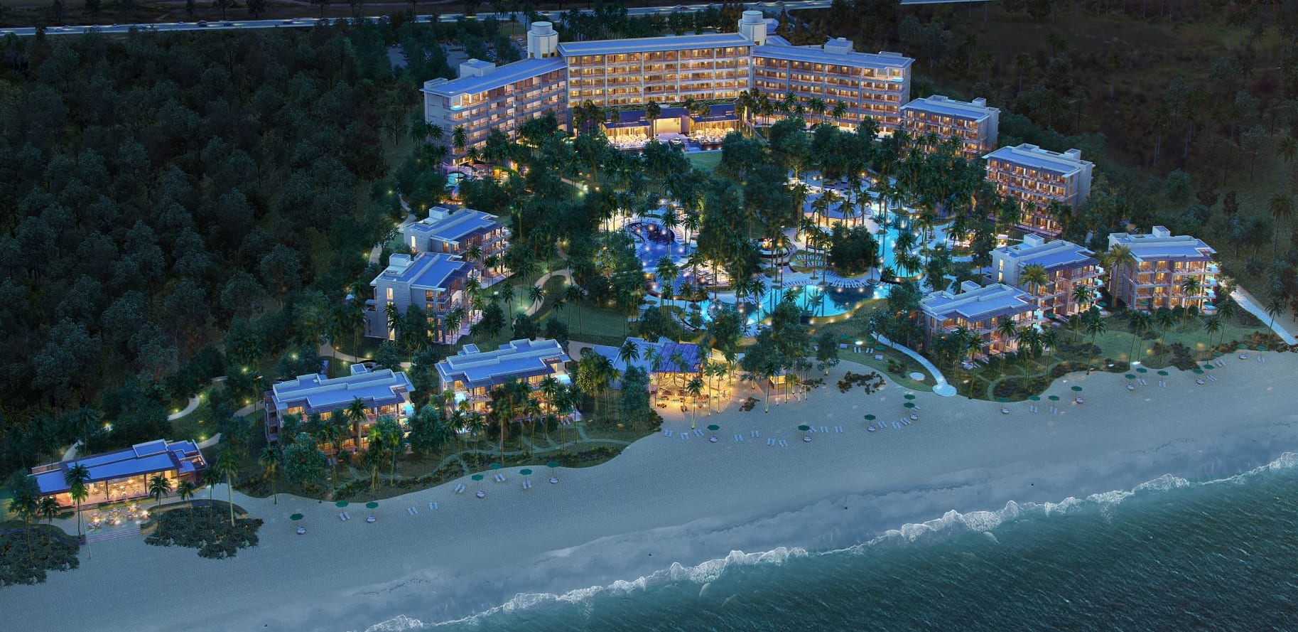 Check in with the Latest Conrad Hotels & Resorts