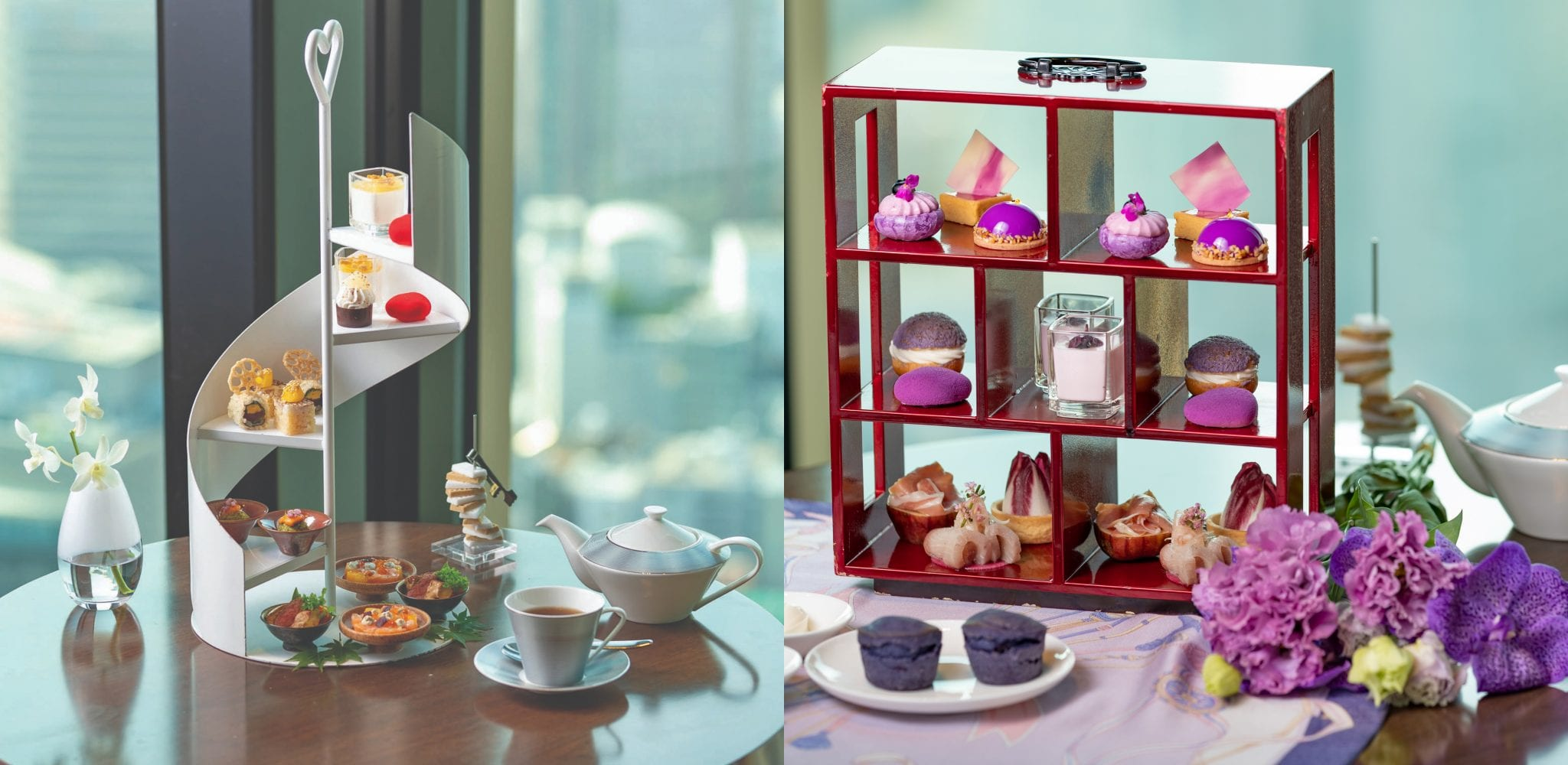 Afternoon Tea at Conrad Osaka