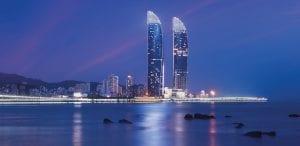 Conrad Xiamen towers