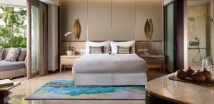 Conrad Bali room