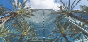Conrad Miami exterior
