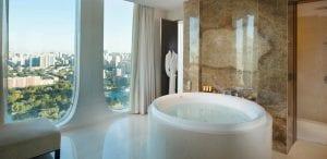 Three Luxury Hotel Suites at Conrad Hotels & Resorts