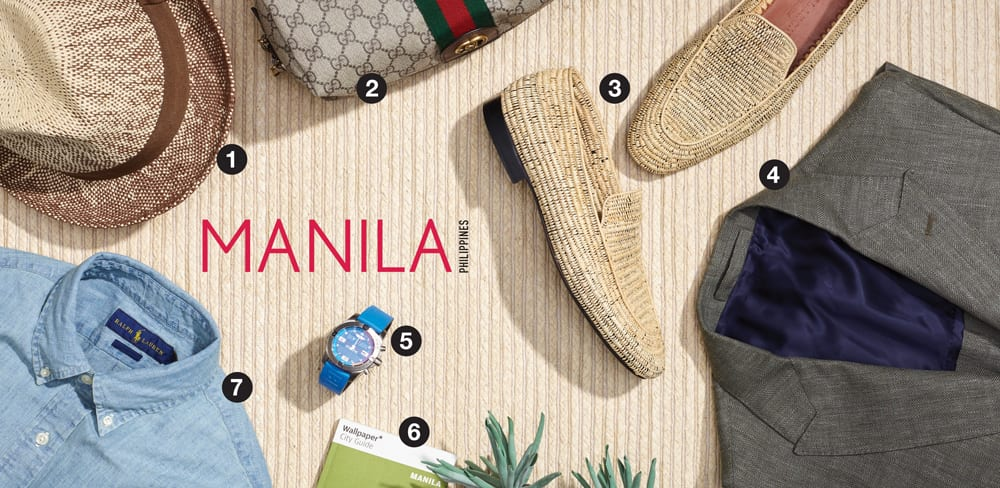 What to Pack: Manila, Hangzhou Tonglu & Punta de Mita