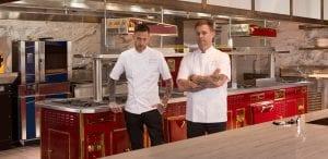 Chefs Bryan and Michael Voltaggio