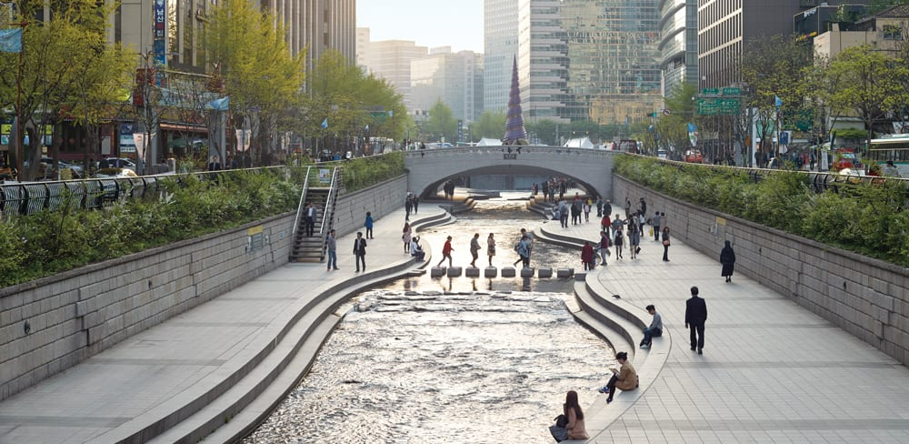 Discover a Park With Soul In Downtown Seoul
